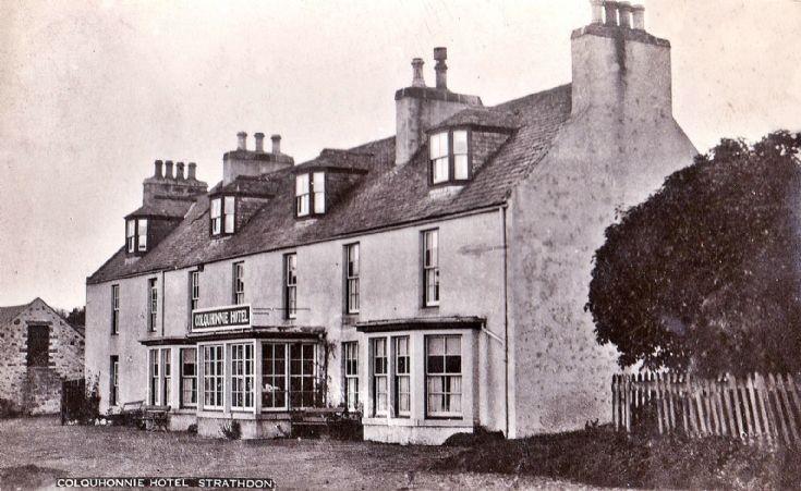 257 Colquhonnie Hotel Strathdon