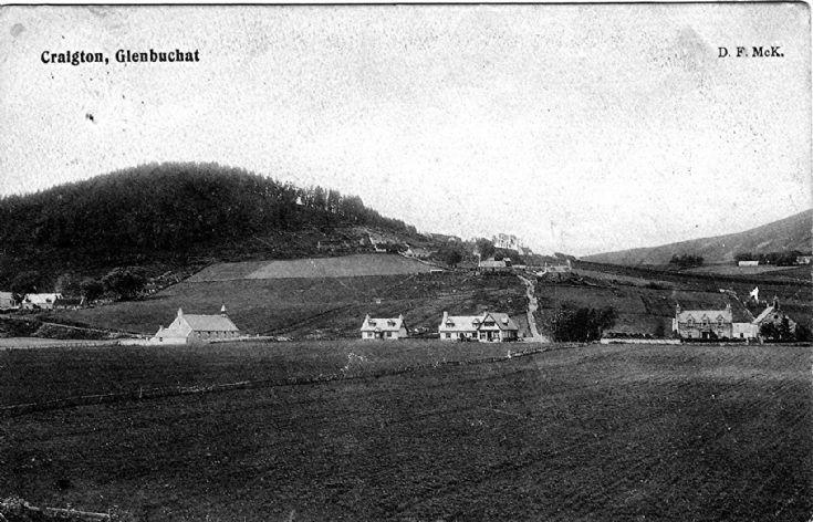 1 Craigton postcard