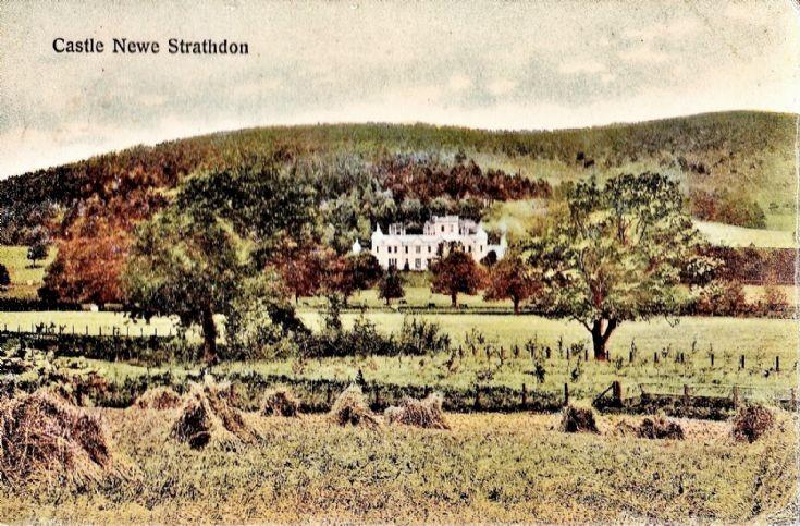 260 Castle Newe Strathdon