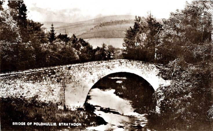 261 Poldhullie Bridge PC Strathdon