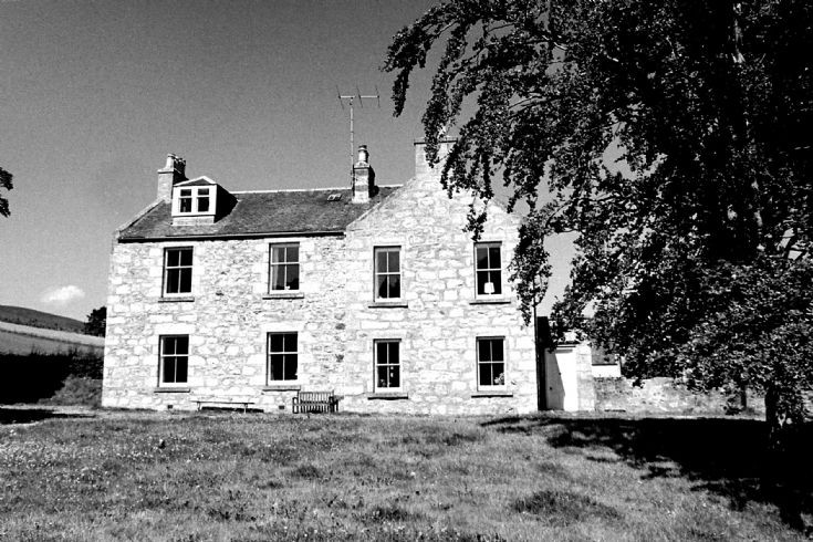 5 the Old Kirk Manse 1980's
