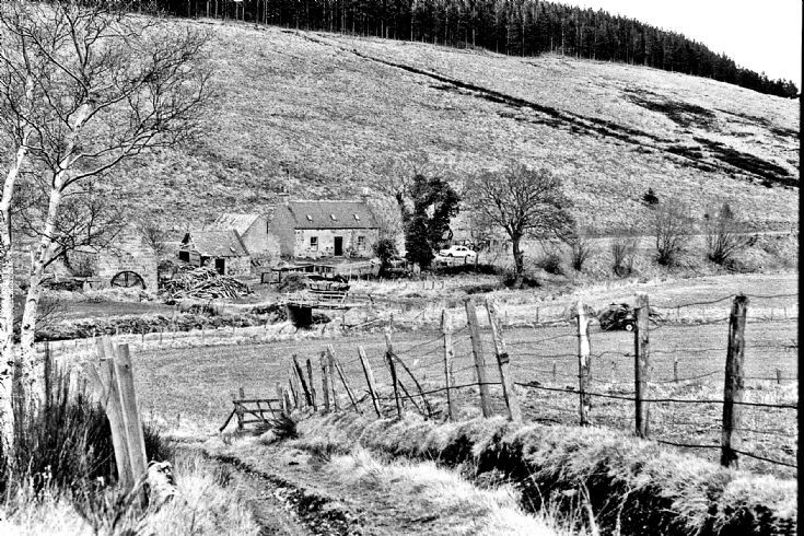 6 Mill of Glenbuchat 1980's
