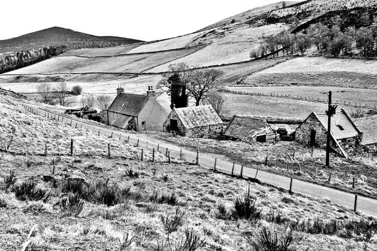 8 Mill of Glenbuchat 1980.s