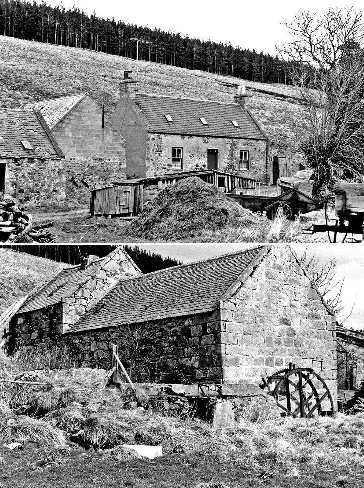 9 Mill of Glenbuchat 1980's
