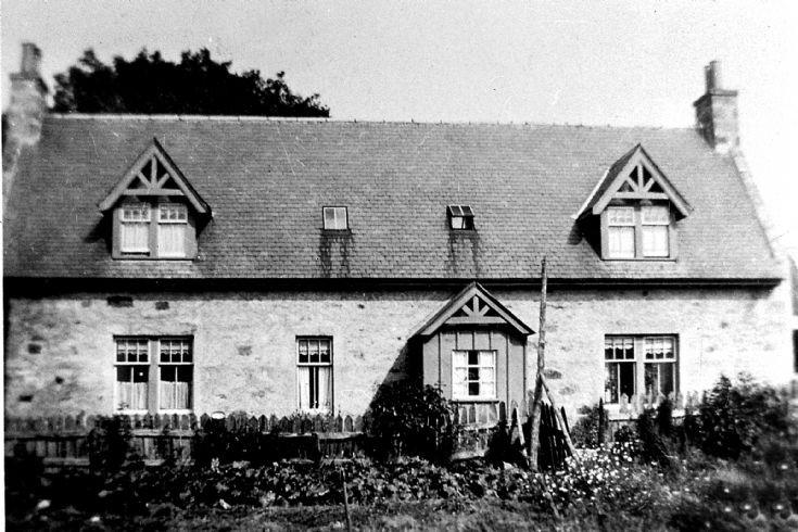 268  Easterbuchat Farm House Glenbuchat