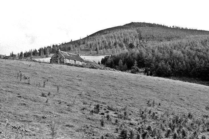 20 Easterton Cotage Glenbuchat 1980's