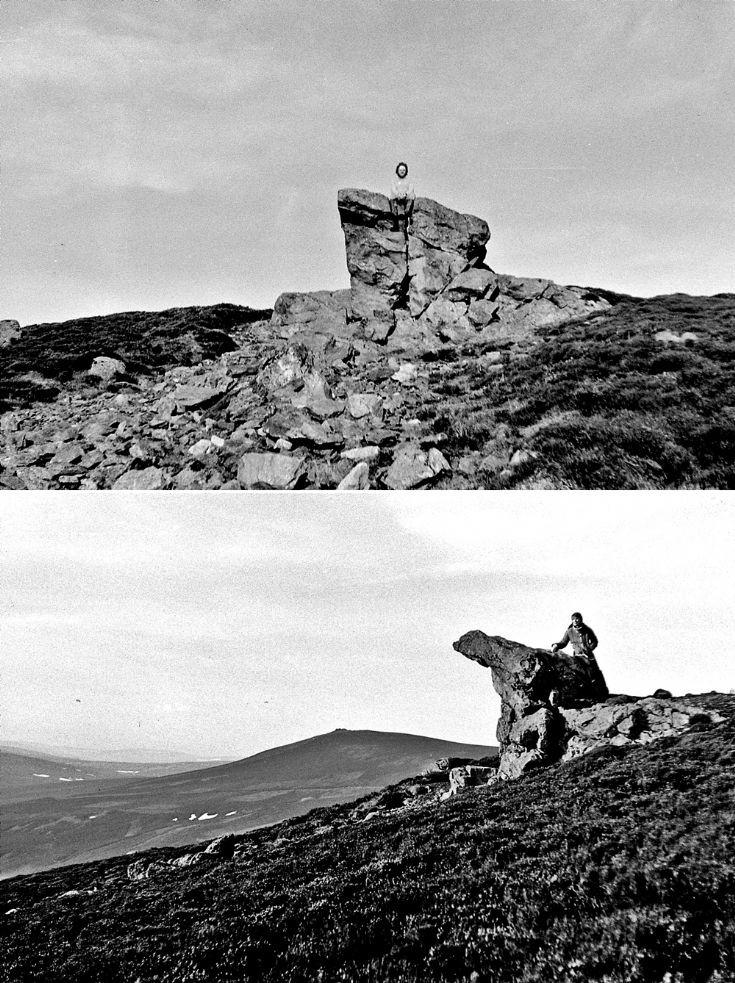 21 Garnet Stone Glenbuchat 1980's