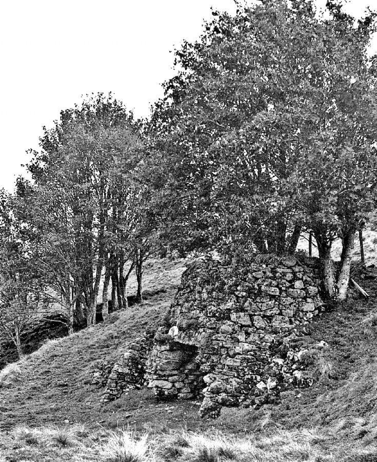 23 Lime Kiln at Ryntaing Glenbuchat c 1980