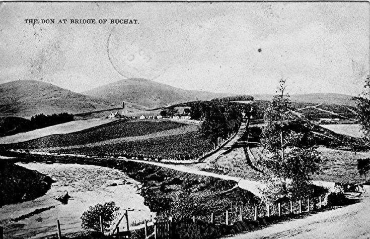 5 Bridge of Buchat postcard
