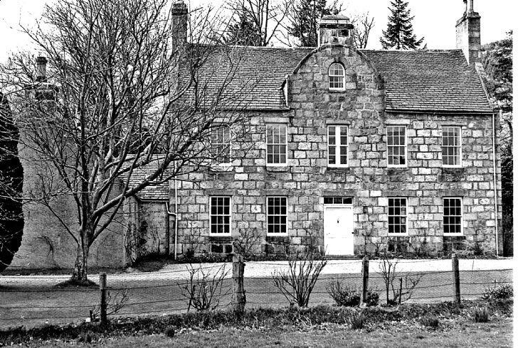 31 Bellabeg House Strathdon c1980