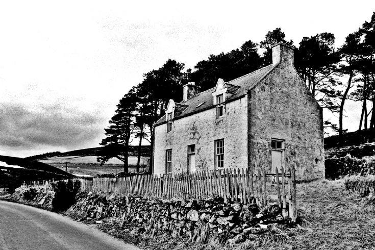 36 Dulax Cottage Glenbuchat c1980