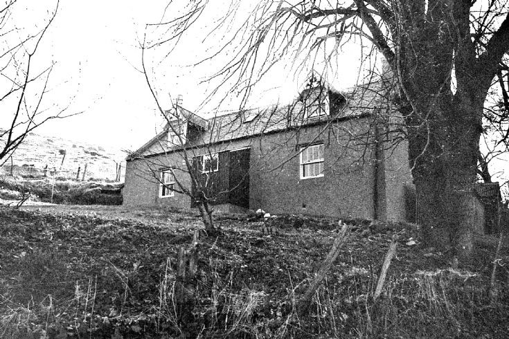 41 Cottown Cotage Glenbuchat c 1980