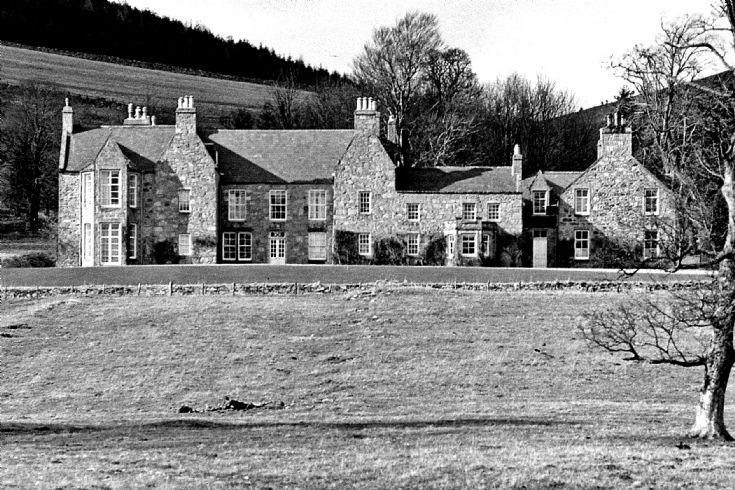 44 Edinglassie House Strathdon c1980