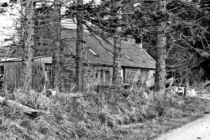 47 Old Smiddy Glenbuchat c 1980