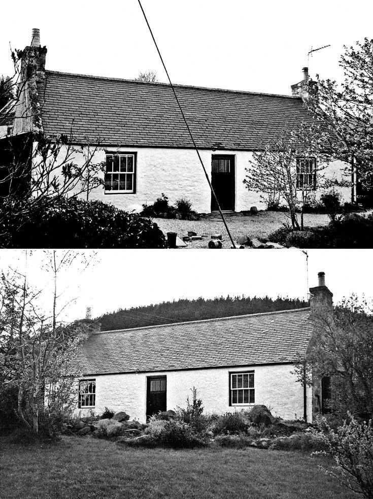 56 Balnagowan Cottage Belnacraig c1980