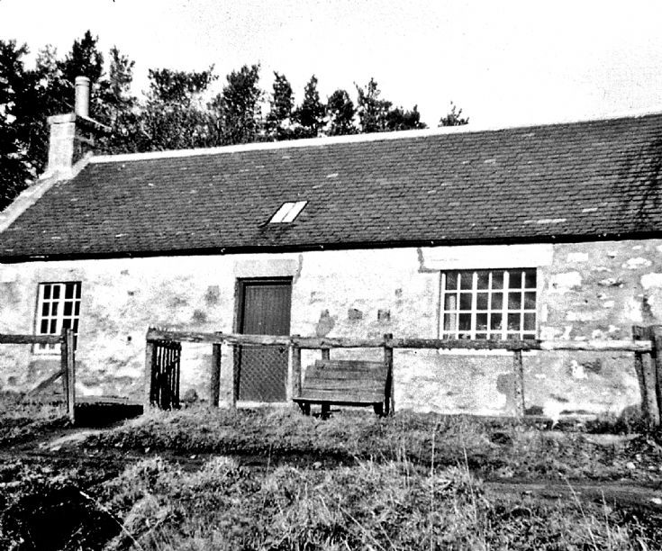 58 Unidentified Cottage ?Woodside Belnacraig