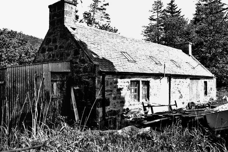 62 Old Smiddy Glenbuchat c 1980
