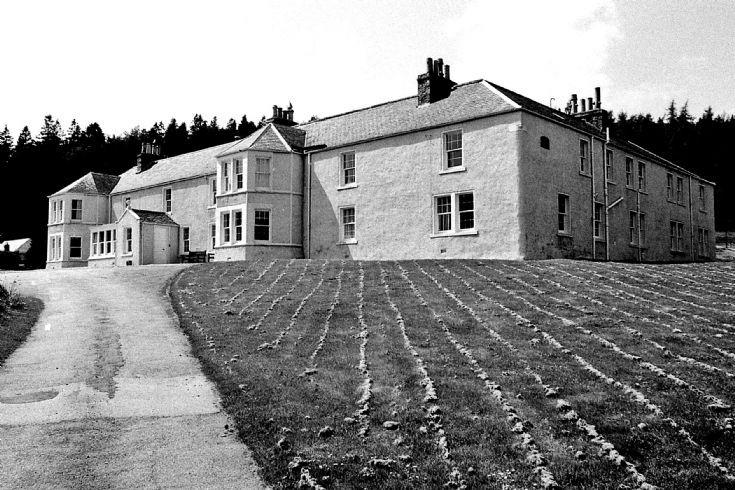 64 Upper Lodge Glenbuchat c 1980