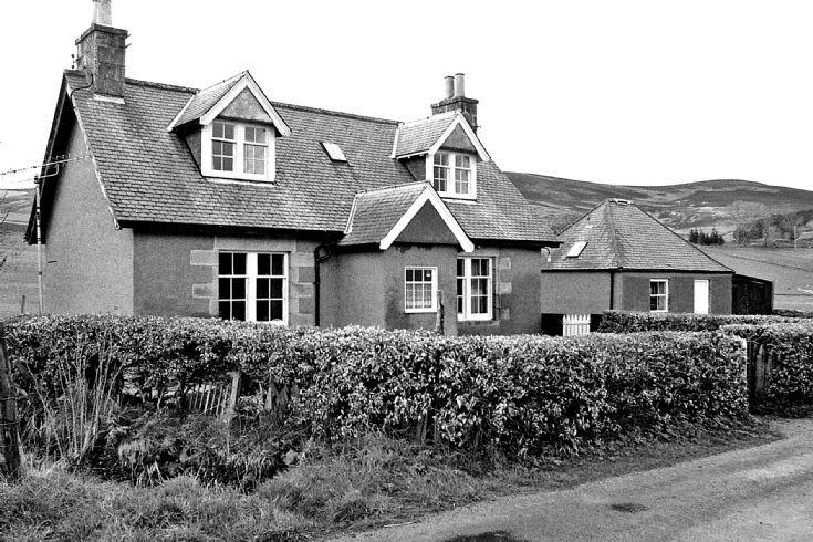 65 Maryfield Cotage Glenbuchayt c 1980