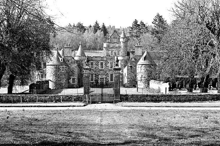 66 Glenkindie House c 1980