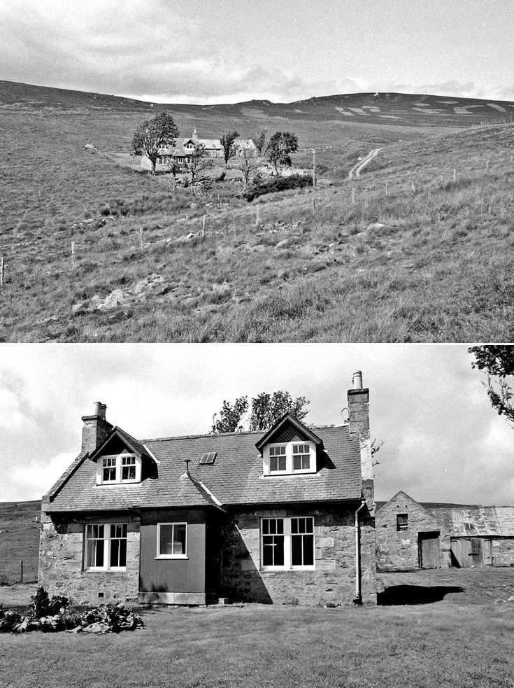 67 Peatfold Glenbuchat c 1980