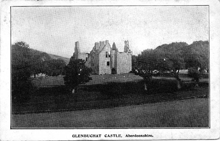 10 Glenbuchat Castle