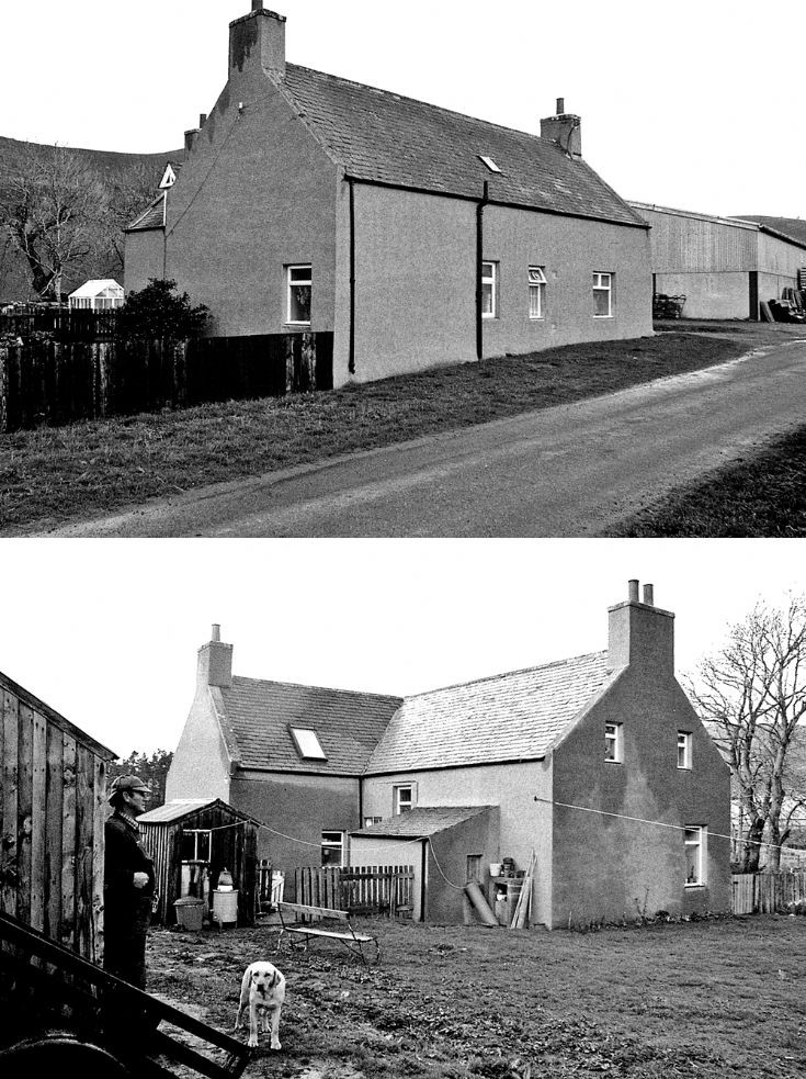 79 Dockington Farm House c 1980