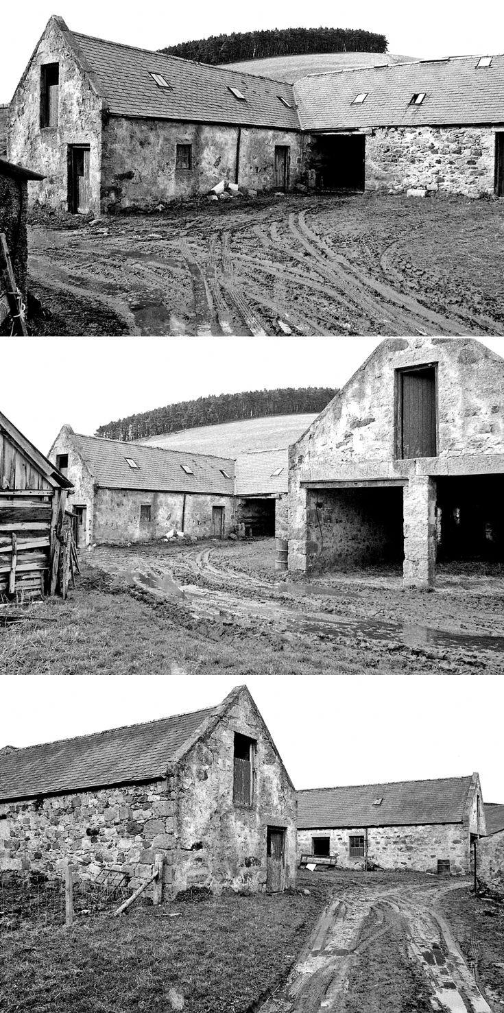 80 Belnaglack Steading c 1980