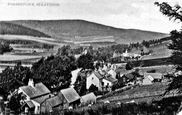 269 Forbestown (Bellabeg) PC c 1910