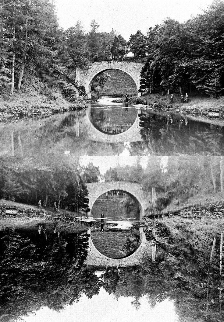 3 Strathdon Slides - Poldhullie Bridge