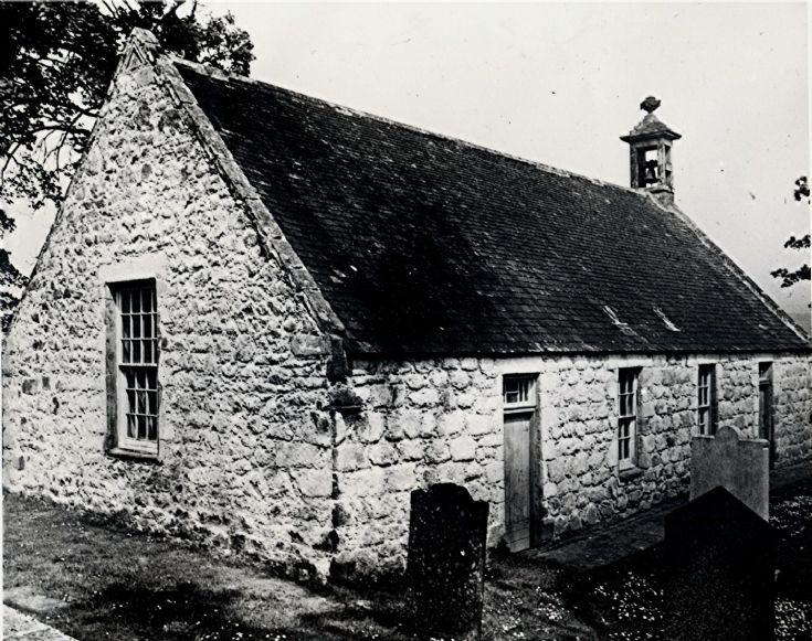 11 Glenbuchat Old Kirk