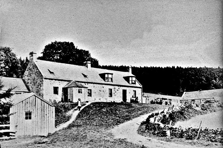 8 Strathdon Slides - Unidentified Farm