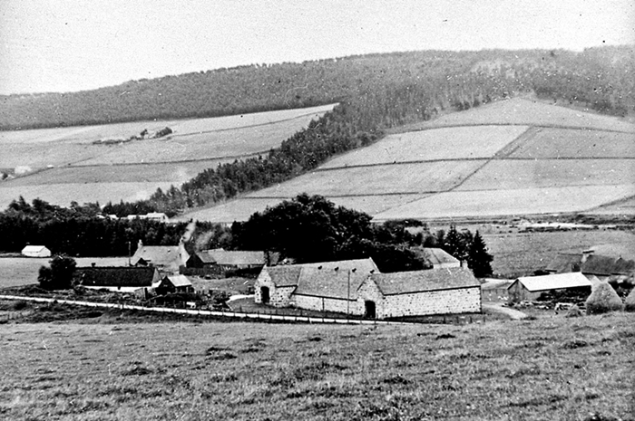 10 Strathdon Slides - Mill of Newe Farm