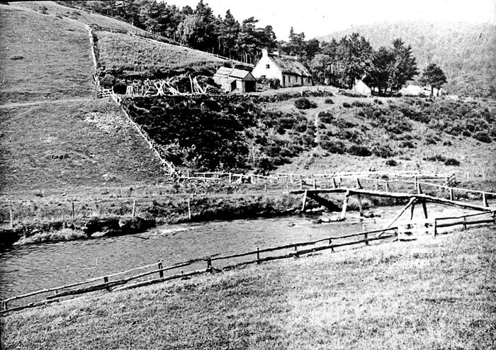 19 Strathdon Slides - Bridge at Brughs