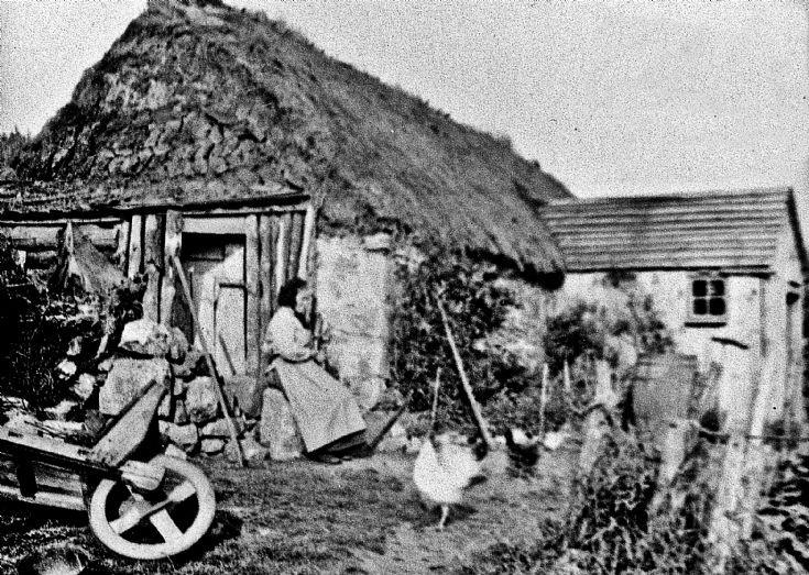 26 Strathdon Slides - Unidentified cottage