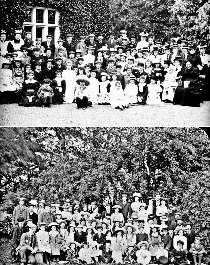 36 Strathdon Church School Picnic