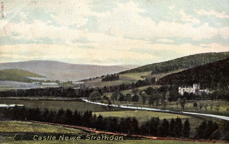 36 Newe Castle PC 1906