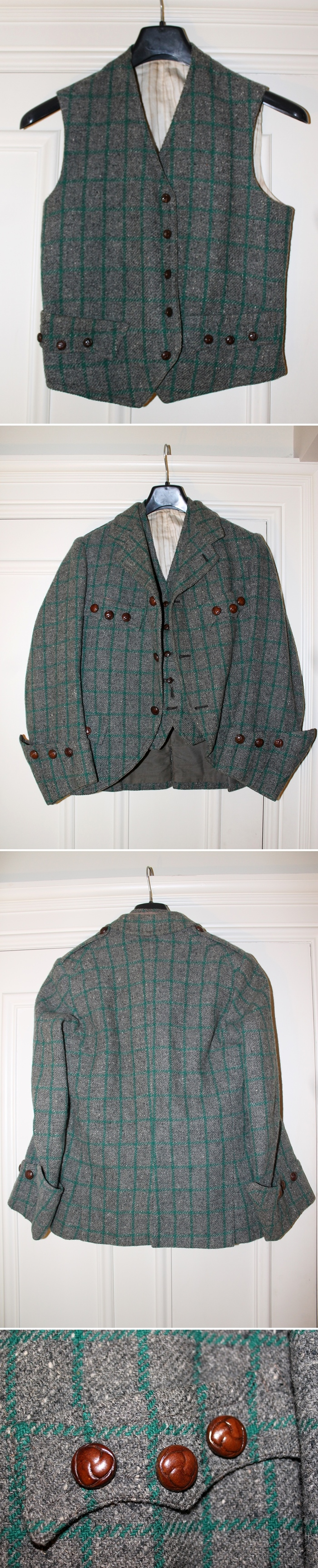 39 ? The last Glenbuchat Kilt Jacket