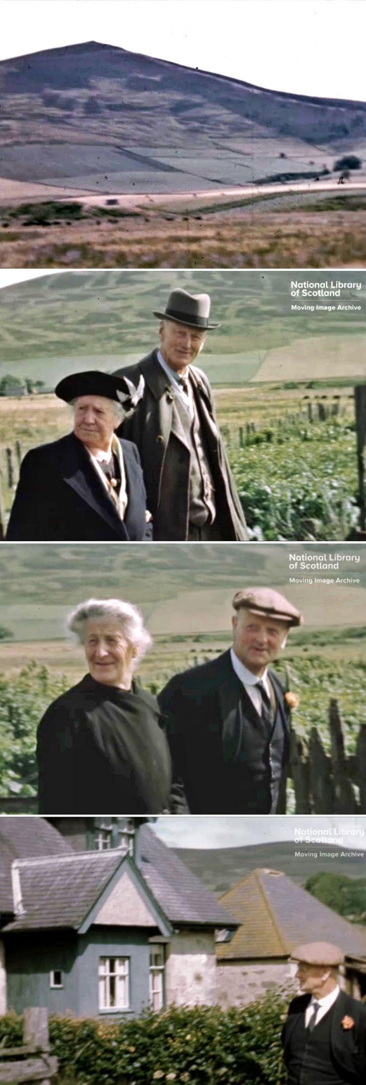 3 Glenbuchat Film 1946