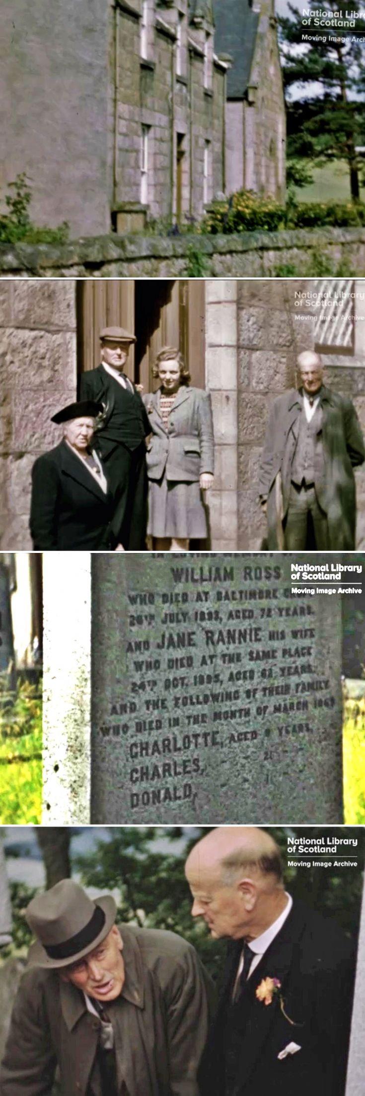 4 Glenbuchat Film 1946