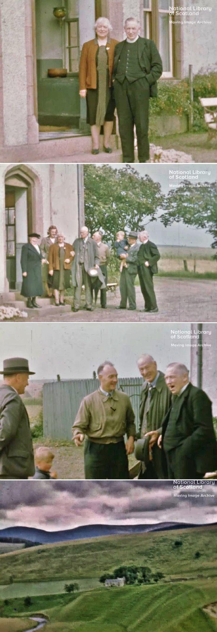 9 Glenbuchat Film 1946