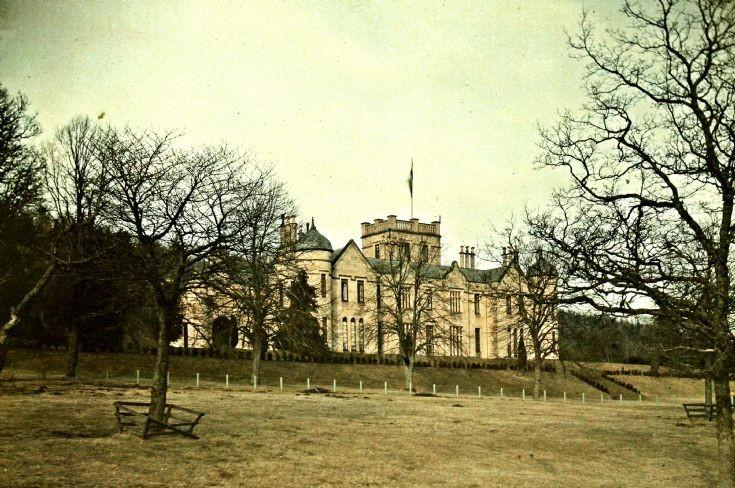 3 Castle Newe c1910