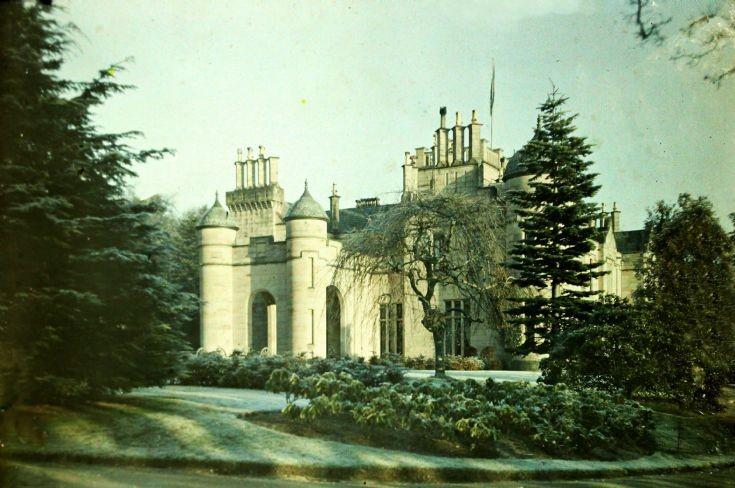 5 Castle Newe c 1910