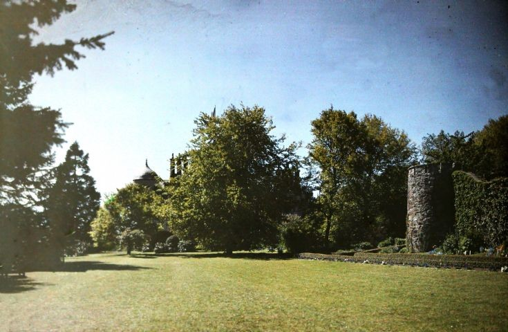 8 Castle Newe c 1910