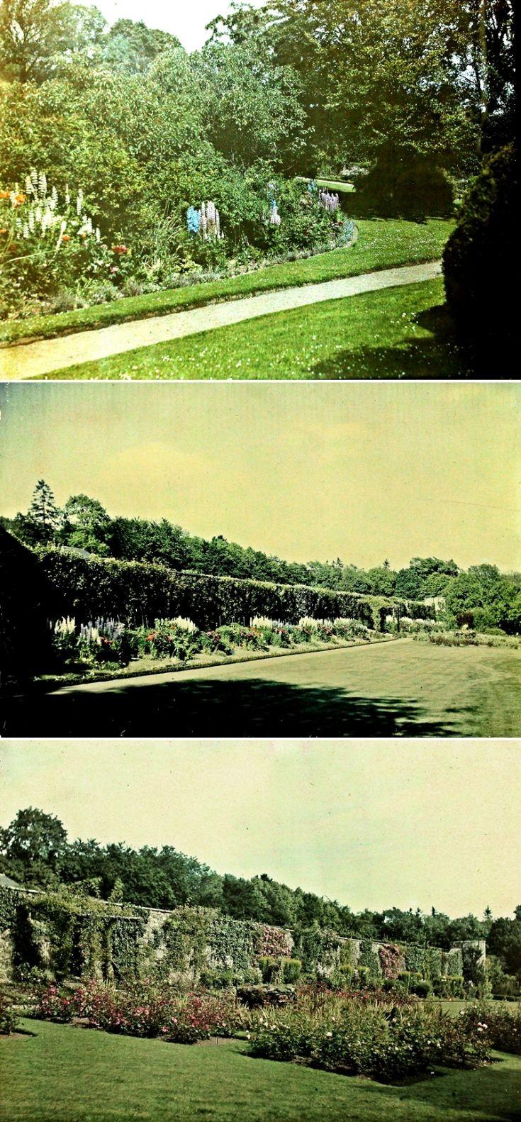 15 Castle Newe Gardens c 1910