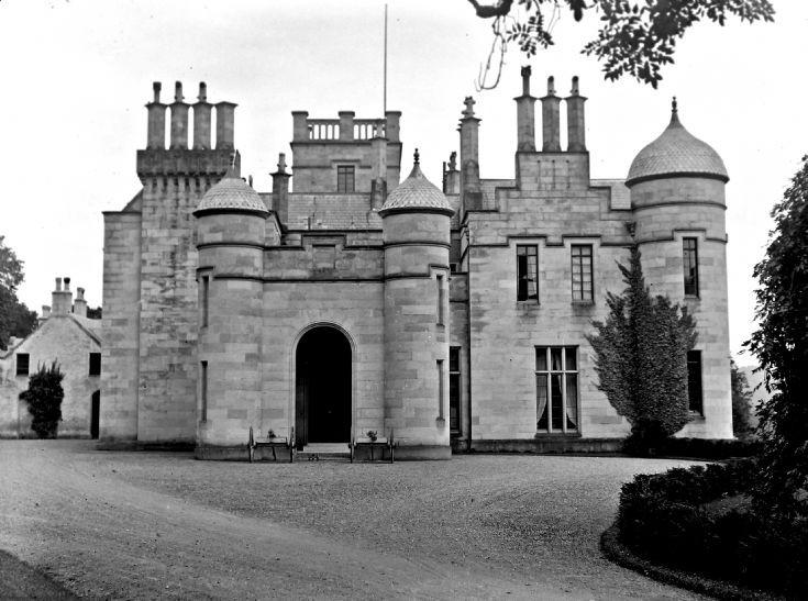 27 Castle Newe c 1910