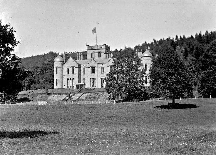 28 Castle Newe c 1910
