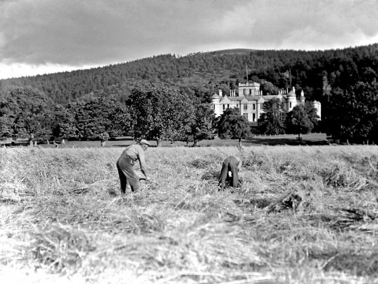 30 Castle Newe c 1910