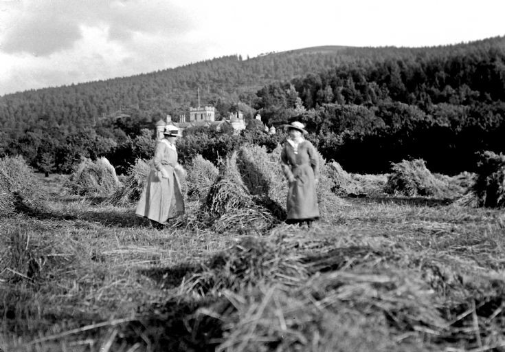 31 Castle Newe c 1910