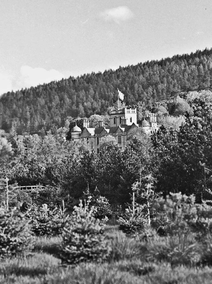 32 Castle Newe c 1910